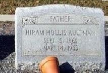 Hiram Hollis Aultman