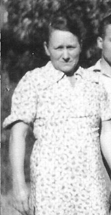 Rosa Lee <i>Thorp</i> Downs