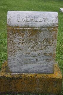 Raymond Leslie Overley
