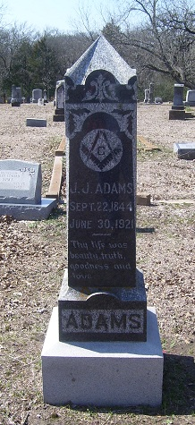 J J Adams