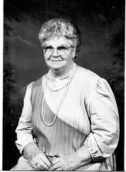 Loretta Virginia <i>Bolzenthal</i> Daron