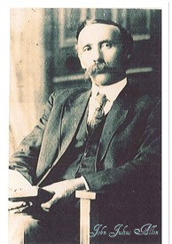 Rev John Julius Allen