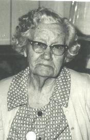 Flossie Mae <i>Phillips</i> Etier