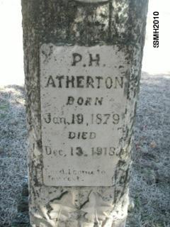 Perry Herman Atherton