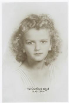 Dixie Eileen Boyd