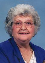 Virginia Lou Jenny <i>Autrey</i> Garrison