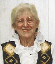 Olive Leona <i>Blythe</i> Harnishfeger