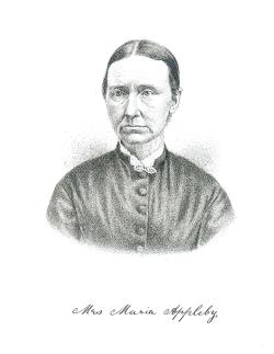 Maria <i>Runyan Wilder</i> Appleby