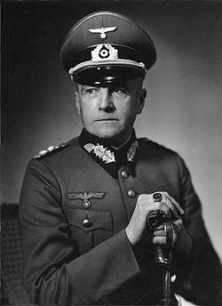 Heinrich Alfred Hermann Walther Von Brauchitsch