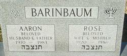 Rose <i>Goldman</i> Barinbaum