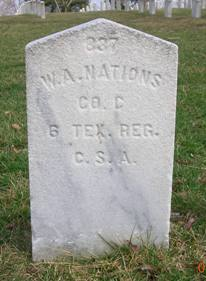 William Anderson Nations