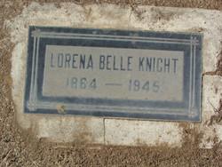 Lorena Belle <i>Wilson</i> Knight