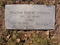 William Robert Bill Womack