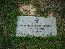 Donald Ray Castleberry