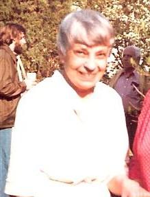 Sophie E <i>Blatt</i> Brosius