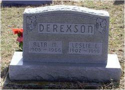 Alta Mabel <i>Jackson</i> Derexson
