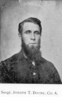 Sgt Joseph T. Divine