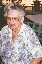 Lois Marguerite <i>Blanch</i> Arnston