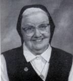 Sr Mary Nora Margaret Mary O'Connor