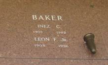 Inez C. <i>Carey</i> Baker