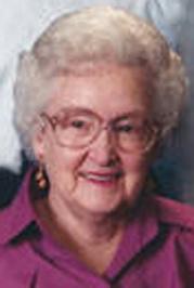 Mary Jo <i>Pullen</i> Houchin