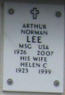 Arthur Norman Lee, Jr.