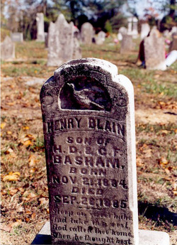 Henry Blain Basham