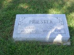 Louis John Priester, Sr