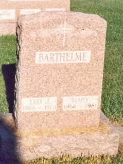 Mary Barthelme