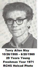 Terry Allen May