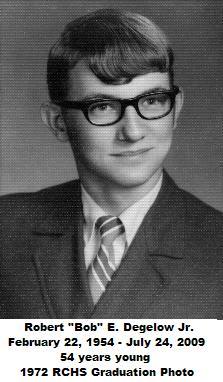 Robert E Degelow, Jr