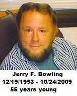 Jerry F. Bowling