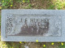 Jacob F. (Jake) Hughey