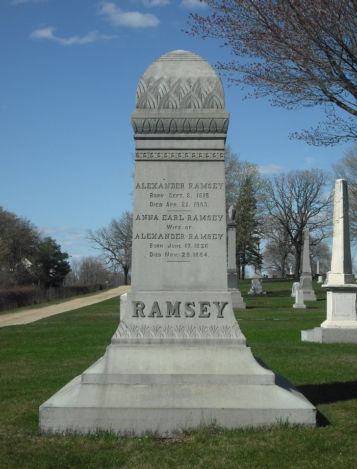Alexander Ramsey Memorial