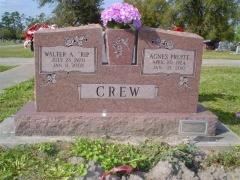 Agnes <i>Pruitt</i> Crew