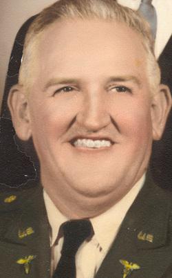 Maj Rodger P. Hargraves, Sr