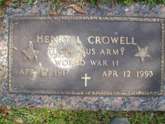 Henry L. Crowell