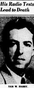 Samuel William Harry