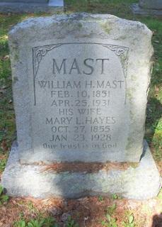 William Harrison Mast