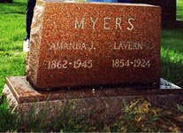 Amanda Jane <i>Perry</i> Myers