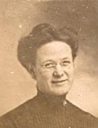 Mary Pearl <i>Ware</i> Burnett
