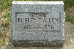 Burley E Allen