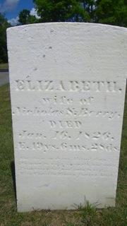 Mrs Elizabeth <i>Nason</i> Berry