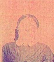 Eliza McMahan <i>Berry</i> Purvis