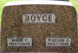 Maud C <i>Chew</i> Boyce