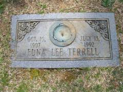 Edna Earl <i>Lee</i> Terrell