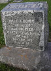 Margaret Almeda Brown