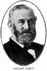 Capt Edwin Sinel Babot