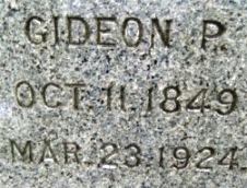 Gideon Pillar Morrison