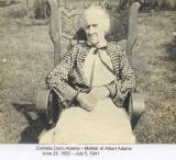 Cornelia Anne <i>Dunn</i> Adams